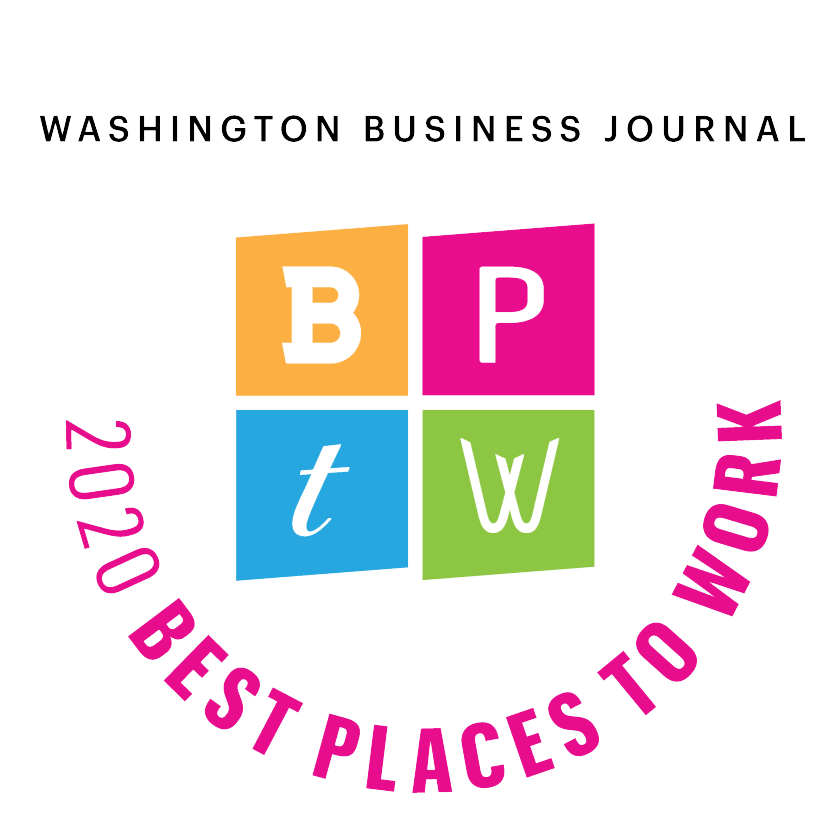 Washington Business Journal 2020 Best Places To Work